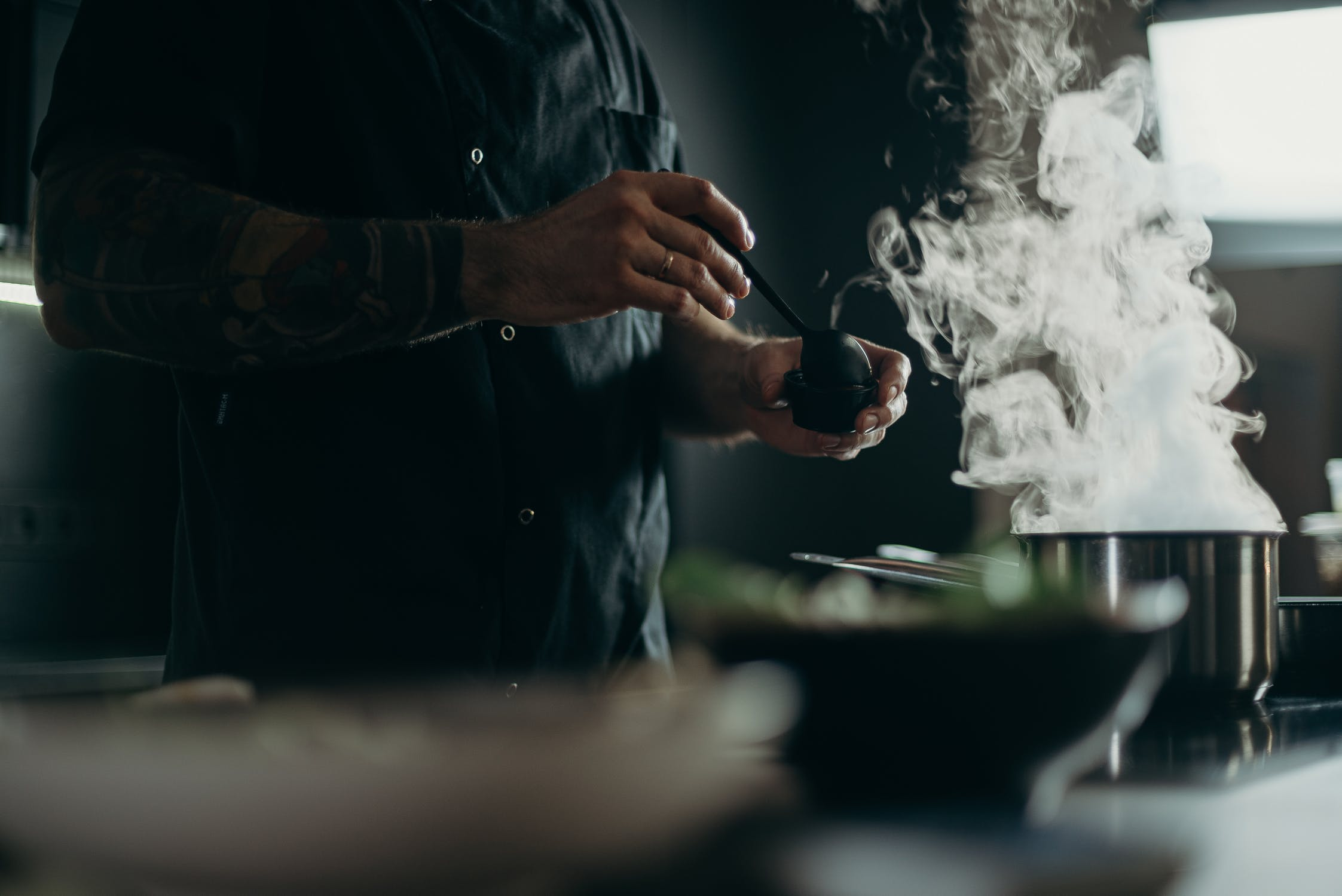 nowoczesne gotowanie