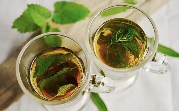 herbata szklanki