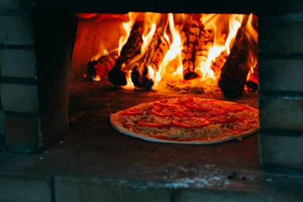 pizza w piecu